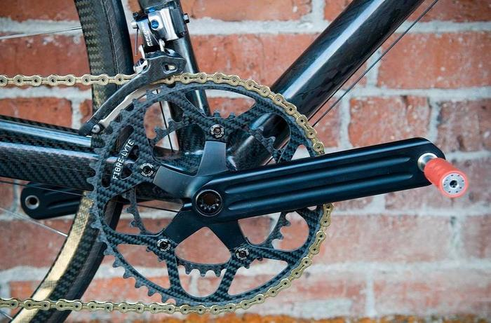 Трансмиссия Fairwheel Bikes — SRAM Red